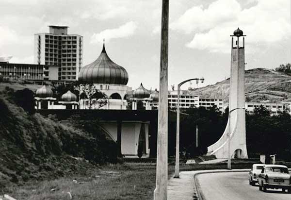 masjid-ar-rahman-universiti-malaya