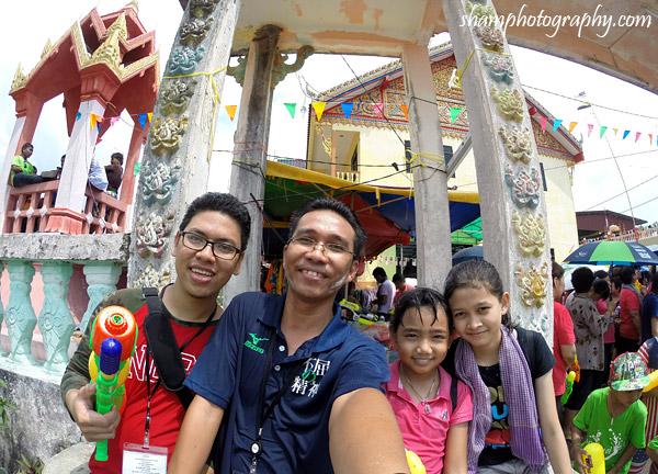 pesta-songkran-kg-tasek-pengkalan-hulu-perak-visit-malaysia-2014-fam-trip