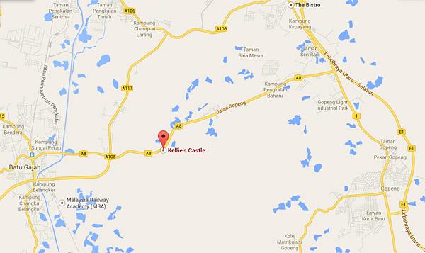 kellies-castle-rumah-kellas-batu-gajah-gopeng-moh-ke-perak-tourism-malaysia-perak-tahun-melawat-malaysia-map