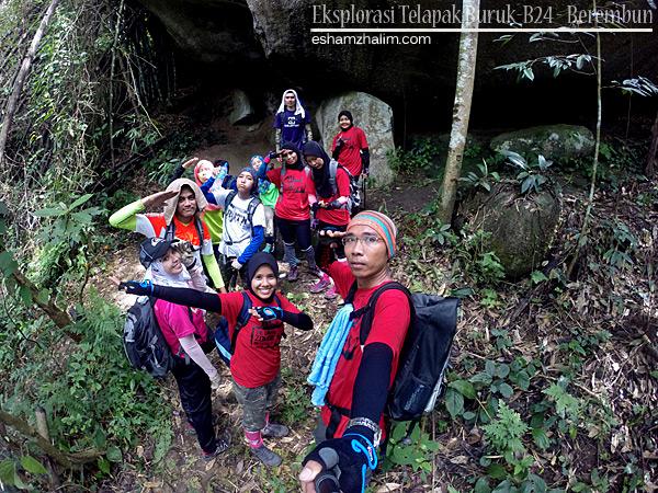 eksplorasi-gunung-telapak-buruk-b24-liberator-gunung-berembun-the-clown-trekez-hiking-jelebu-negeri-sembilan-eshamzhalim