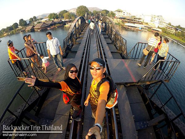 backpacker-trip-thailand-erawan-national-park-kanchanaburi-bangkok-lopburi-hatyai-kachanaburi-sunflower-farm-bunga-matahari-river-kwai-bridge-visit-thailand-eshamzhalim