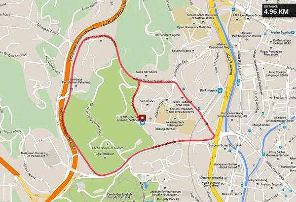 peta-larian-sehati-sejiwa-2015-hari-kebangsaan-ke-58-sambutan-kemerdekaan-kkmm-mynic-mybuddies-eshamzhalimdotcom-runholic-running-event