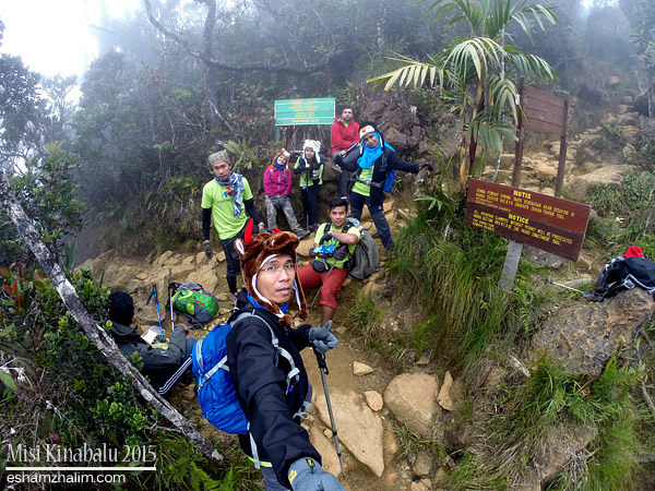 misi-mendaki-gunung-kinabalu-low-peak-ke-laban-rata-mesilau-trail-akinabalu-sabah-toohotdemo-pendakian-kinabalu-16