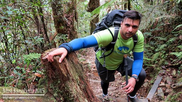 misi-mendaki-gunung-kinabalu-low-peak-ke-laban-rata-mesilau-trail-akinabalu-sabah-toohotdemo-pendakian-kinabalu-23