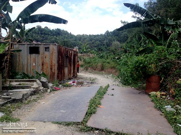 laluan-trek-baru-bukit-saga-ampang-taman-saga-09
