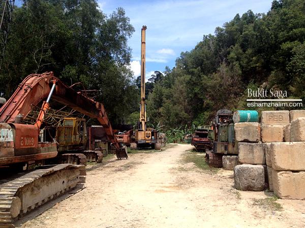 laluan-trek-baru-bukit-saga-ampang-taman-saga-14