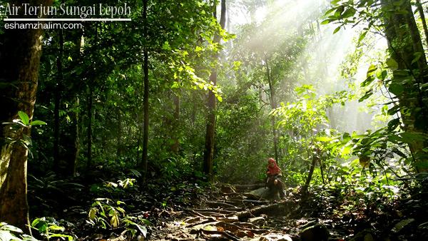 air-terjun-sungai-lepoh-hulu-langat-selangor-hiking-natures-alam-semulajadi-eshamzhalim-17